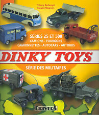 DINKY TOYS-SERIE 25 et 500 +++ serie del militaires +++ NUOVO/NEW/NEUF! Last 2