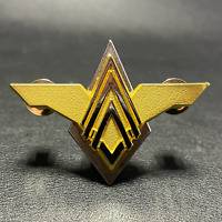 *NEW* Battlestar Galactica Elite Flight Pilot Wing Pin—Adama Tigh Cain Viper