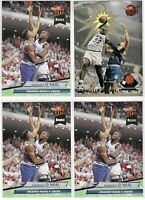 1992-93 Fleer Ultra Shaquille O'Neal Rookie Rejector Insert Lot No. 4 & 328