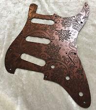 Faux Copper Paisley Custom Bakelite Pickguard fits Fender® Stratocaster® Strat®