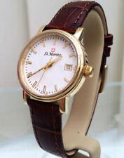 Rotary Leather Wristwatches