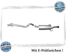 Auspuffanlage Opel Astra H, GTC 1.9 CDTi Auspuff mit Chrom