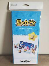 Kirby Amiibo Display Fits 4 figures Nintendo Japan import