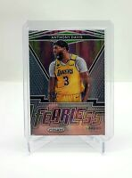 ANTHONY DAVIS 2020-21 PANINI PRIZM SILVER FEARLESS LOS ANGELES LAKERS MINT