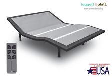 QUEEN FALCON 2.0 PLUS ADJUSTABLE BED BY LEGGETT & PLATT W/ WIRELESS REMOTE
