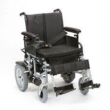 Cirrus Folding Powerchair Electric Wheelchair 4mph and 15 Miles Maximum Range