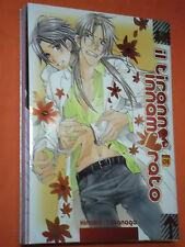 manga yaoi-IL TIRANNO INNAMORATO-N°5-DI:HINAKO TAKANAGA- MANGA MAGIC PRESS-NUOVO