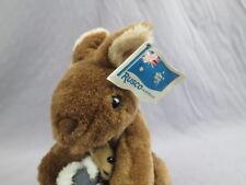 New Russ Rusco Australia Joey Grew Marsupial Kangaroo Koala Plush Stuffed Animal