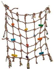 Parrot Bird Toy Large 3/8 Climbing Net PlayGym