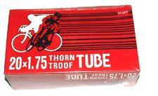 20 x 1.75 Tube Thorn Proof Bicycle Tube / BMX 20 x 1.75 Tube NEW!