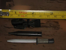 IN THE PAST TOYS WWII GERMAN DAGGER & SCABBARD 1/6 ACTION FIGURE TOYS