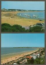 Couliers et Lumiere De France. Côte de Beauté Beaches Postcards Unused    L.23