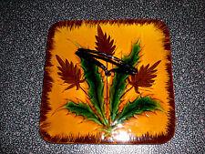 Plateau a fromage  en céramique de  Vallauris    BEAUX COLORIS à  voir  SAISIR !
