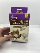 Sentry Calming Diffuser for Cats, 1 Diffuser & 1.5 fl oz - Lavender Chamomile