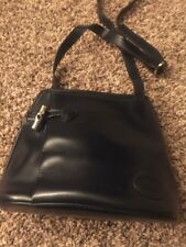 longchamp Hand Bag Navy Blue