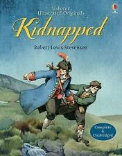 Kidnapped (Illustrated Originals), Good Condition Book, Robert Louis Stevenson,