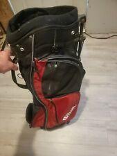 Wilson Red Golf Bag