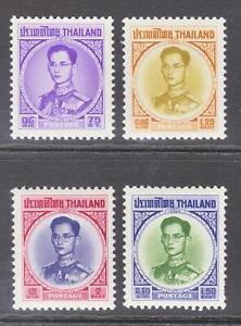 Thailand 1963 RAMA IX.  MNH Definitive Issues. Superb A+A+A+