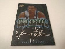 2013-14 UD BLACK OLD SCHOOL AUTO KERRY KITTLES AUTO VILLANOVA WILDCATS #/75 RARE