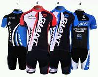 equipacion giant maillot culotte mtb ciclismo triatlon btt