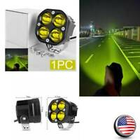 Driving Yellow Spotlights 3 Inch CREE Led Work Light Pod for 4x4WD Off road Car
