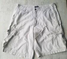 VTG Polo Jeans Co Ralph Lauren Military Surplus Cargo Shorts Men's Size 36