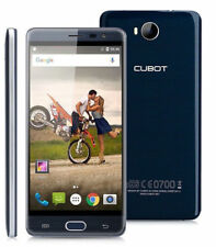 Cubot Cheetah 2 32GB Blue (Unlocked) Smartphone