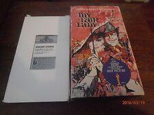 Rare Broadway Serenade B & W 1939 MGM & My Fair Lady (Audrey Hepburn) 2 VHS