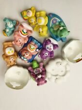 Care Bears Carebears Vintage Pvc Figures Figurines Collectible Cheer Wish Grumpy