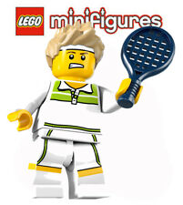 LEGO® Minifiguren  Serie 7 - 8831 - No 09 - Tennisspieler