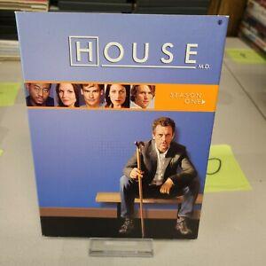 House MD Season 1 60% OFF 4+ DVD $2 Each