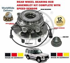 FOR LAND ROVER DISCOVERY 2.5 TD5 4.0 V8 1998-2004 1 X REAR WHEEL BEARING HUB KIT