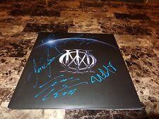 Dream Theater RARE Band Signed Limited Edition Vinyl LP Record Set 2013 Album !
