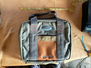 Fishpond Road Trip Fly Tying Travel Bag Briefcase Tools and Materials Fish Gear