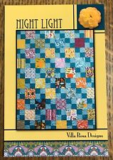 Night Light Quilt Pattern