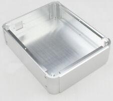 Full Aluminum Amplifier Enclosure Chassis / AMP Box 215*70*272mm Silver WA77