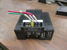 GE Fanuc DC Power Supply IC693PWR322F 24/48 VDC 30W Missing Port Cover Used