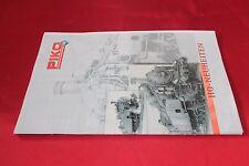 catalogo modellismo ferroviario PIKO MODELBAHN H0-NEUHEITEN 2000