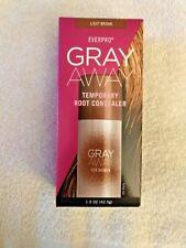 Everpro Gray Away Temporary Root Concealer Light Brown