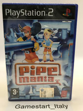 PIPE MANIA - PS2 - VIDEOGIOCO NUOVO SIGILLATO - NEW SEALED PAL VERSION