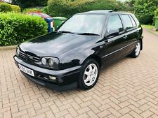 VOLKSWAGEN GOLF VR6 2.8 HIGHLINE 5DR BLACK