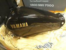 Nos Yamaha Sr125 92 Depósito Combustible Negro 5h0-24110-00-x5 5h0-24110-10-04