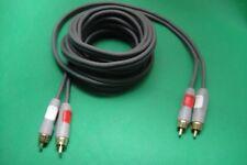 Belkin AV Master RCA Audio CD Player Analog Speaker Amplifier Cable Cord 3.6m