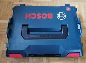 Bosch L-Boxx 102 inkl. Einlage für GWS 12V-76 Werkzeugkoffer Leerkoffer SORTIMO