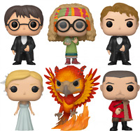 Harry Potter Yule Ball Set of 6 Funko Pop Vinyls Bundle New in Boxes