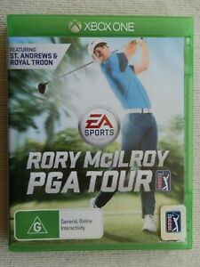 Xbox One - EA Sports Rory McIlroy PGA Tour - Very Good Condition
