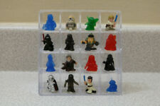COMPLETE SET OF 12 Disney Hasbro Star Wars Micro Force Series 1