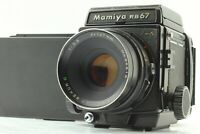 【Exc+5】 Mamiya RB67 Pro S Sekor c 127mm F3.8 Lens 120 Film Back From JAPAN #442