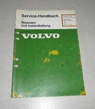 Werkstatthandbuch / Reparatur Volvo 340 Überholung Motor D16 / B172 - ab 1984