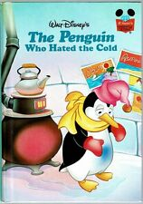 Disney's Wonderful World Of Reading Book ~ THE PENGUIN THAT HATED THE COLD